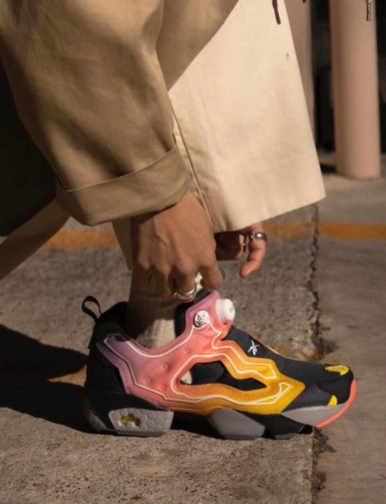 Reebok リーボックのスニーカー